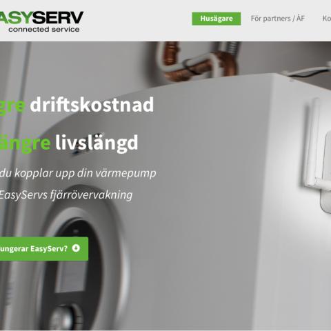 Easyserv webb